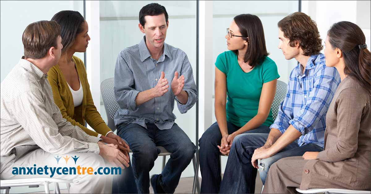 anxiety support groups