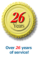 27 years of service helping anxiety sufferers