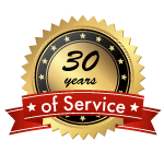 30 years of service helping anxiety sufferers