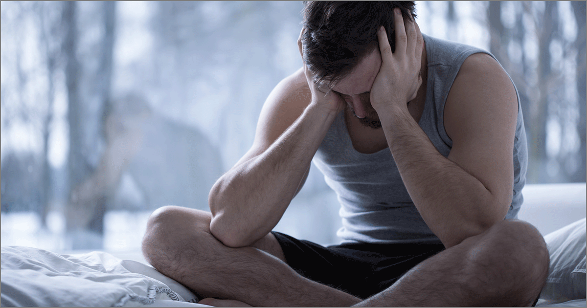 Lack sleep adult bed wetting