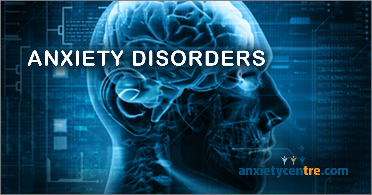 Anxiety Disorders - What They Are And Their Symptoms