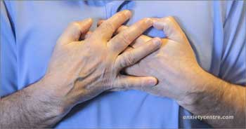 chest tightness anxiety symptoms information