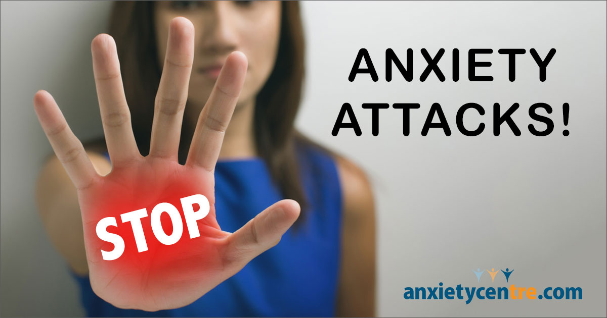 stop anxiety attacks image