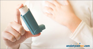 asthma symptoms anxiety