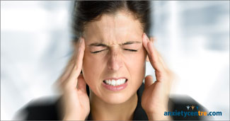 Dizziness Anxiety Symptoms