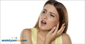 Ear Popping; Ear Pressure - anxiety symptoms