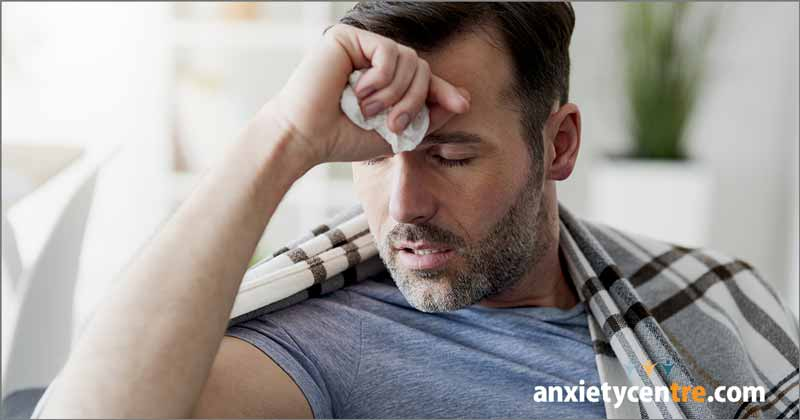 feel ill and sick anxiety symptoms