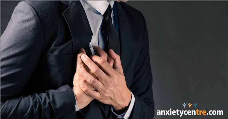 Heart Palpitations Anxiety Symptoms