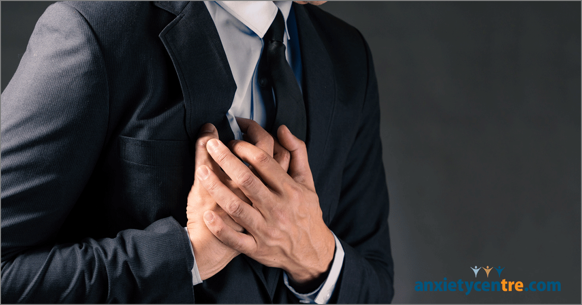 Heart Palpitations Anxiety Symptoms - anxietycentre com