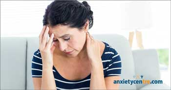 neck tension anxiety symptoms image