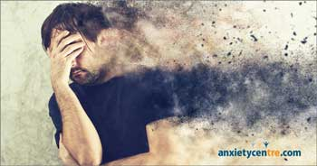 slow motion feeling anxiety symptoms image