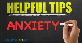 anxiety tips for anxiety sufferers