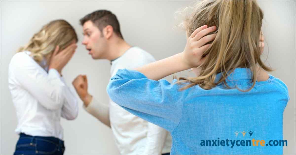 How Parents Handle Conflict Impacts Their Children