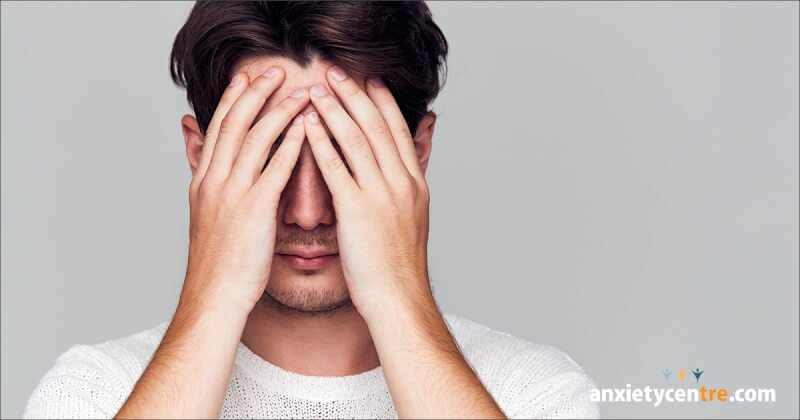 altered state of reality anxiety symptom