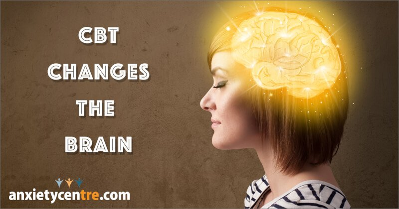 CBT changes the brain