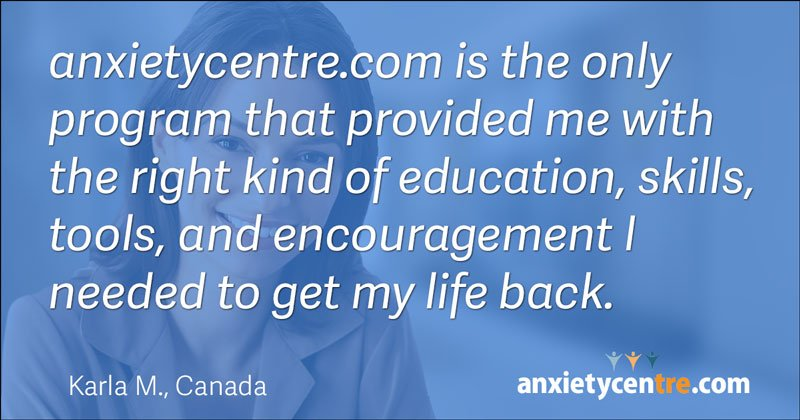 Anxietycentre.com Is Truly A Great Program For Anxiety Disorder
