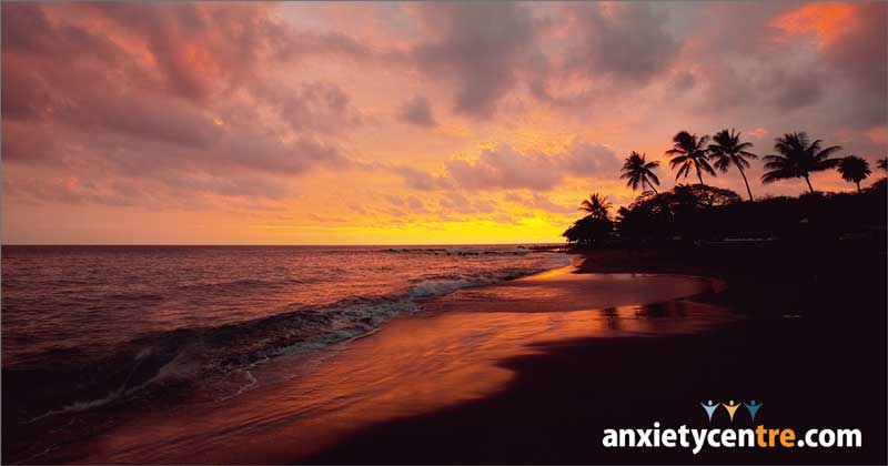 Awe Experiences Reduce Anxiety And Depression