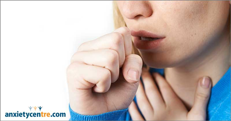 Anxiety Cough Symptoms, Persistent Chronic Cough and Nervous Cough Symptoms
