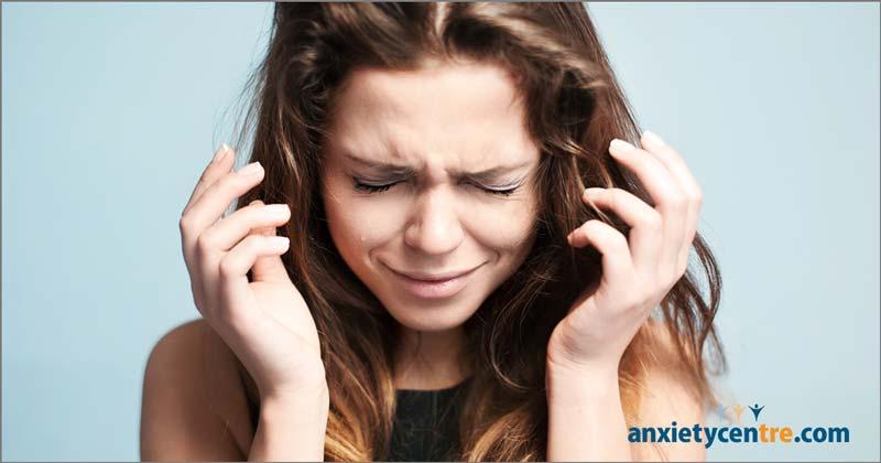 head brain zaps anxiety symptoms