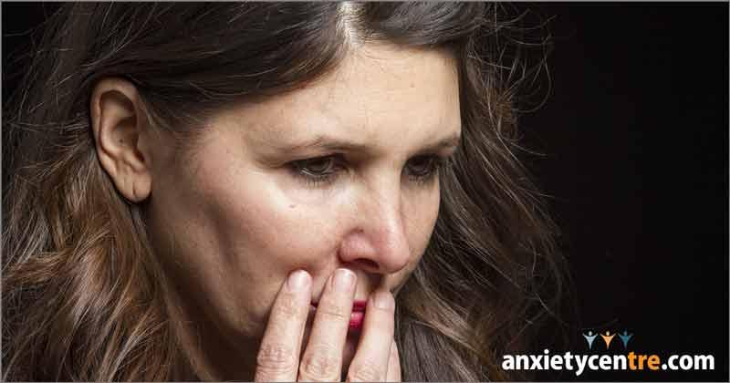 burning itching skin anxiety symptoms