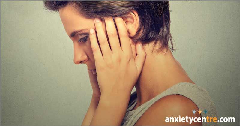 burning skin, burning skin sensations anxiety symptoms
