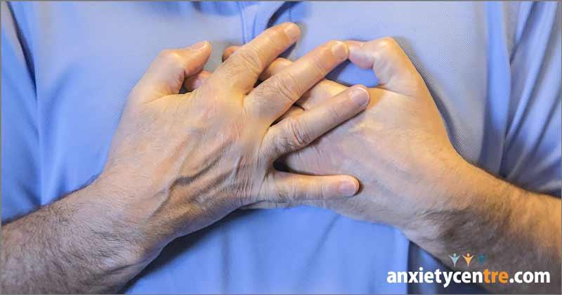 chest tightness anxiety symptoms