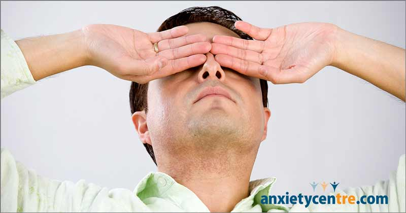 crazy thoughts anxiety symptoms