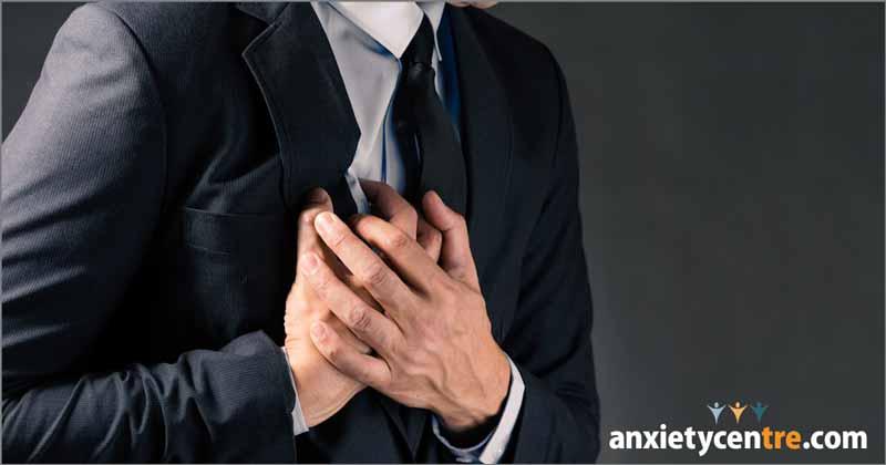 eart Palpitations Anxiety Symptoms image
