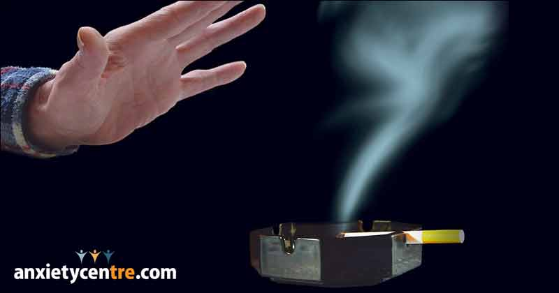 how to quit smoking when you have anxiety disorder