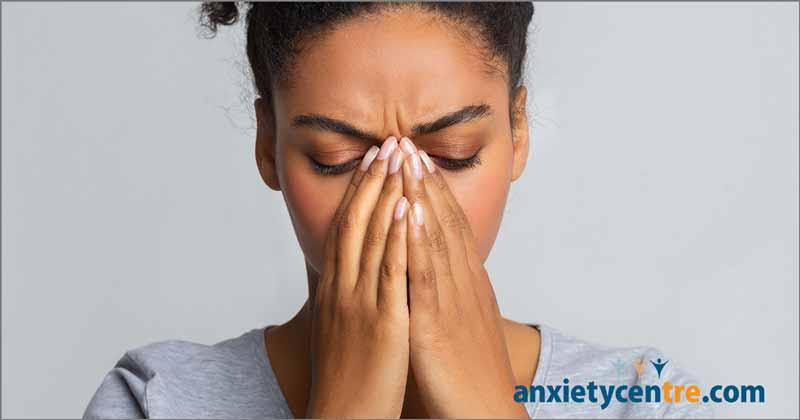 shortness of breath anxiety