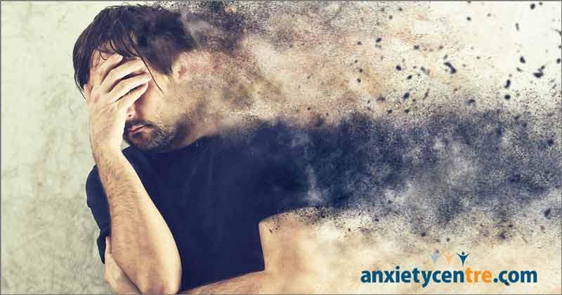 slow motion feeling anxiety symptoms