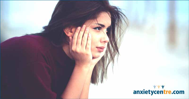 anxiety disorder sufferers aren't weak minded