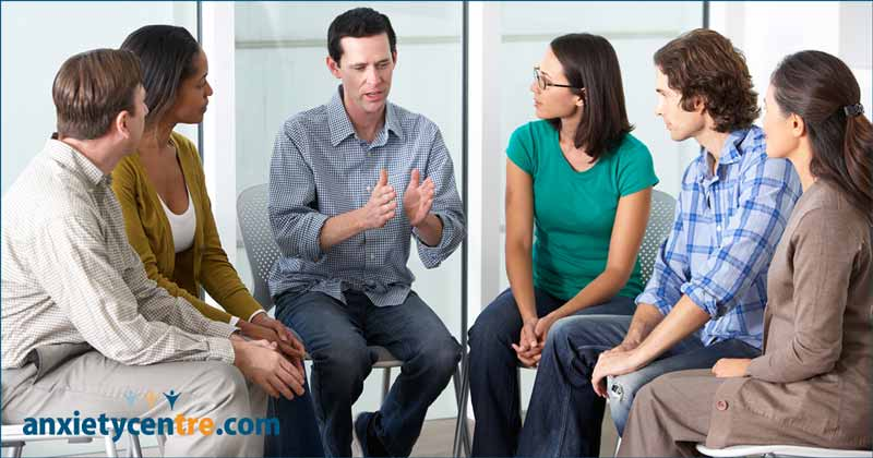 what do you think of anxiety support groups