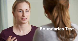 boundaries test