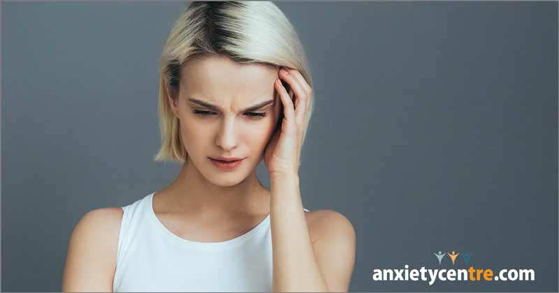 confusion anxiety disorder symptoms