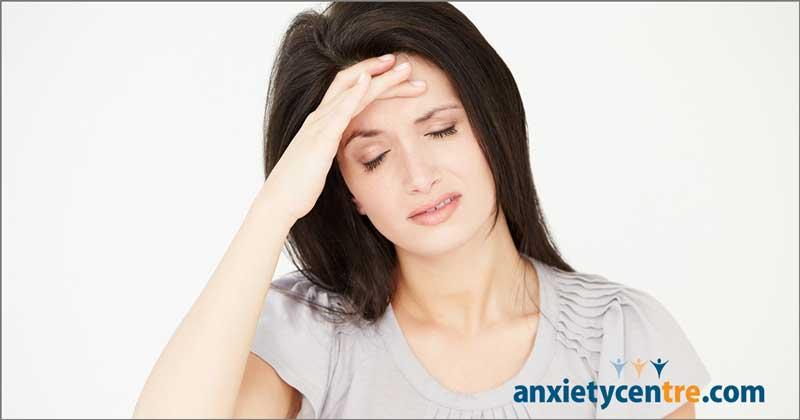 feeling faint anxiety symptoms
