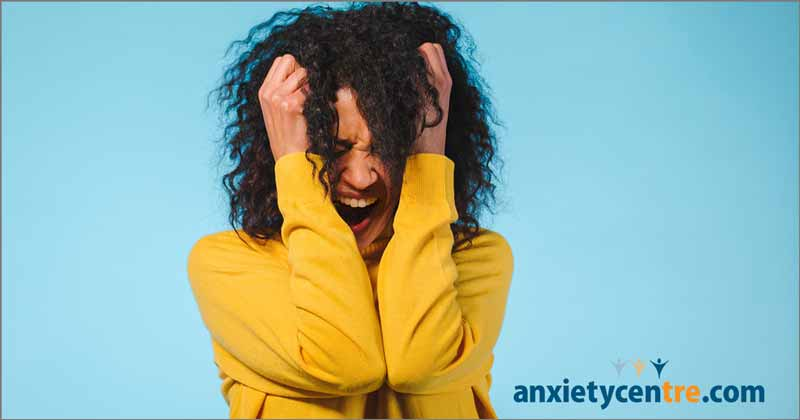 frustration anxiety symptoms