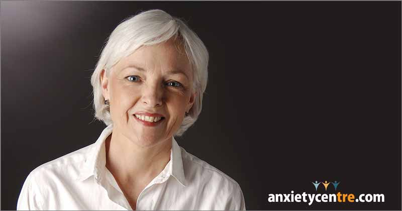 grey hair and anxiety