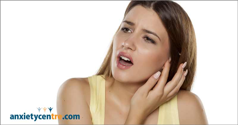 hearing loss, reduced hearing anxiety symptoms