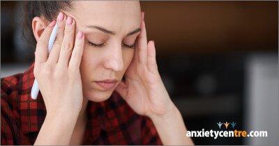 memory loss, memory problems anxiety symptoms