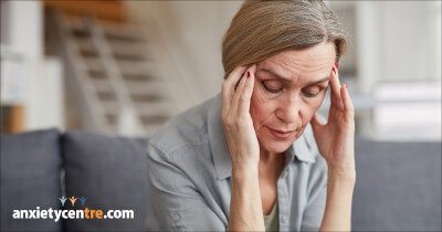 why anxiety symptoms after stressful experience