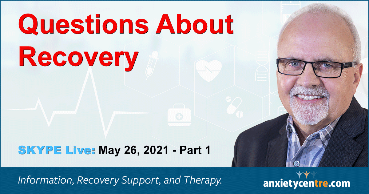 """Featured image for """"Questions About Anxiety Recovery"""""""