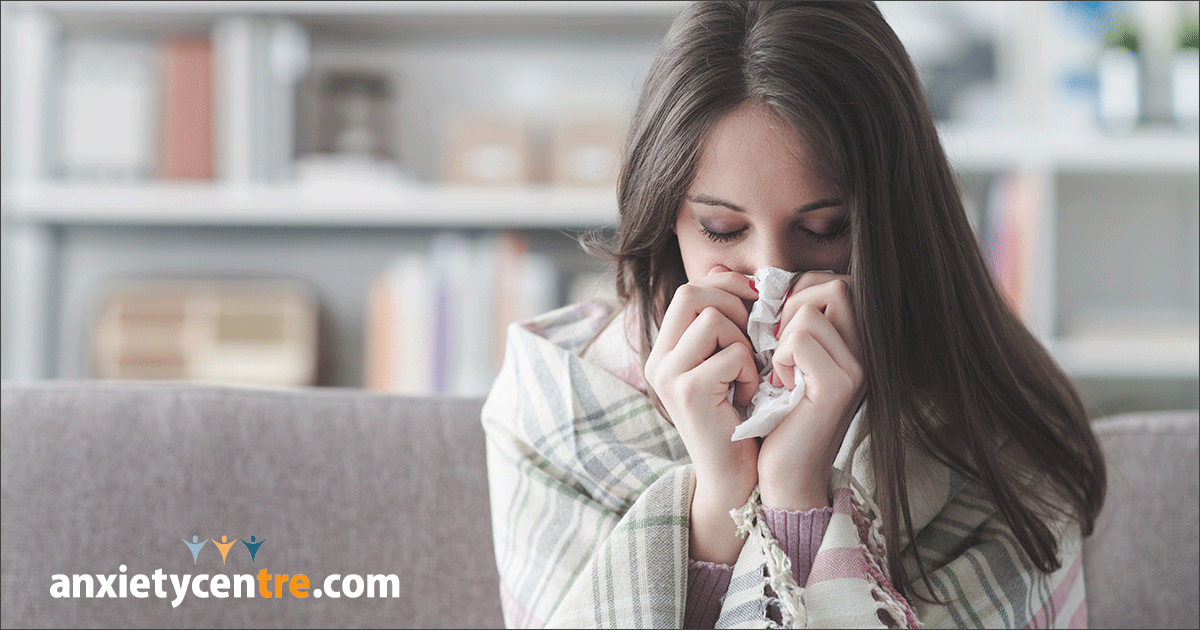 """Featured image for """"Let-Down Effect – Why We Get Sick AFTER Stress"""""""