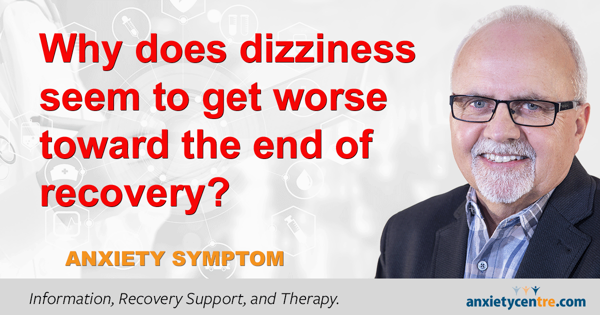 """Featured image for """"Why Dizziness Gets Worse Toward End Of Recovery"""""""
